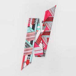 Silk Steuart Petit Tie Scarf