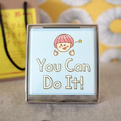 You can do it 박스