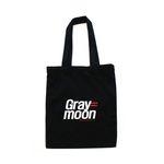 [grayismoon] 그레이즈문 =(equal) 에코백 - black
