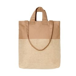 Jute Shopper Beige