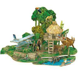 내셔널지오그래픽 3D퍼즐 아마존 열대우림
