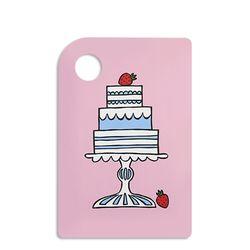 자작나무도마-케이크(대)