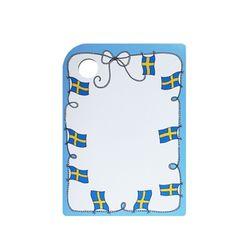 자작나무도마(소)-스웨덴국기
