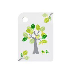 자작나무도마(소)-나무