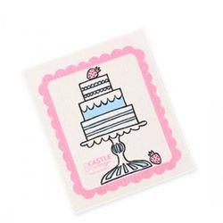 행주-케이크