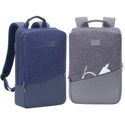 독일 리바케이스 7960 15.6 캐주얼 노트북가방 백팩 맥북15