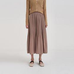adorable pleats skirt (3colors)