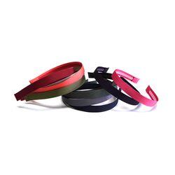 [오뜨르뒤몽드]slim color hairband (11colors)