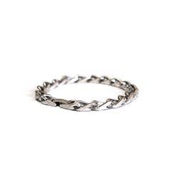 [오뜨르뒤몽드]cutting chain men bracelet