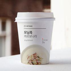 입맛이 없을때 모닝죽 까르보나라 컵 7개입