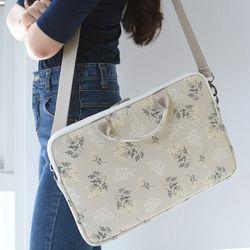 [스크래치]바투카 lace flower 노트북가방 15형