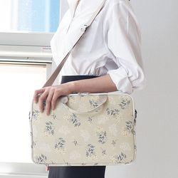 [스크래치]바투카 lace flower 노트북가방 15.6[B]