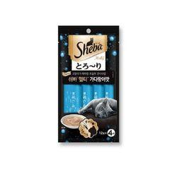 쉬바 멜티 가다랑어맛 48g고양이간식고양이츄르