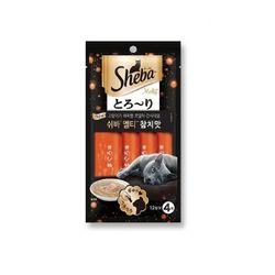 쉬바 멜티 참치맛 48g고양이간식고양이츄르