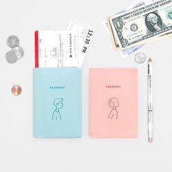 PASSPORT CASE - 커플 여권케이스