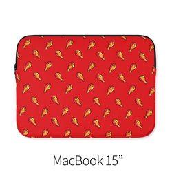 [~8/31까지] 맛있는 치킨 패턴 (노트북 15인치 파우치)