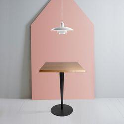 라미드 사각 테이블(2종사이즈)