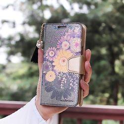 LG X4플러스 (LG X415) Snt-QChicT 지갑케이스
