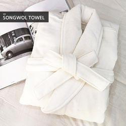 고급호텔 밍크 샤워가운 선물세트(박스 쇼핑백포함)