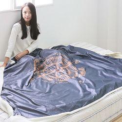 벨라이프 타임투 양털 두겹 대형 150x200