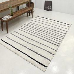 벨라이프 내츄럴라인 자카드 카페트 소형 100x150
