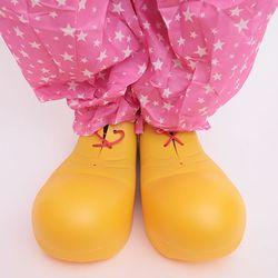 [~10/31까지] 삐에로 신발 (옐로우)