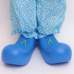 [~10/31까지] 삐에로 신발 (블루)