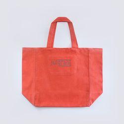 기저귀가방 에코백 오렌지