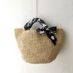 아보카도 니팅백-4가지 패턴-뜨개가방