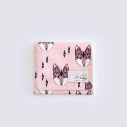 오가닉 버피 트림타올폭스 핑크