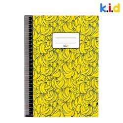 바나나 일러스트 노트