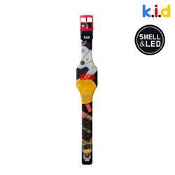 [시계] FUN 향기 솔솔 LED 시계(콜라향)