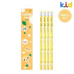 향기솔솔연필(레몬향x4자루)