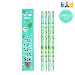 향기솔솔연필(민트향x4자루)