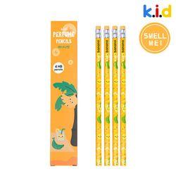 향기솔솔연필(바나나향x4자루)