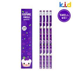 향기솔솔연필(블루베리향x4자루)