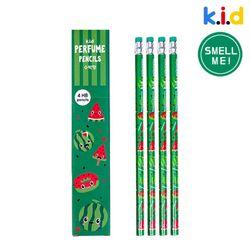 향기솔솔연필(수박향x4자루)