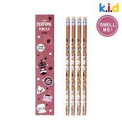 향기솔솔연필(커피향x4자루)