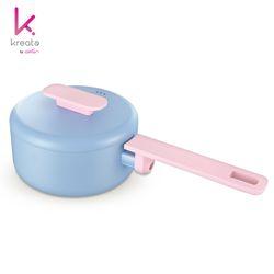 키아라 편수냄비 16cm(블루)
