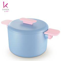 키아라 양수냄비 24cm(블루)