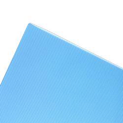 PP 사선투명 0.5mm B4 100매입 투명
