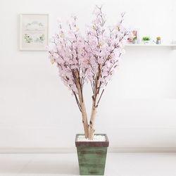 쌍대벚꽃나무 170cm 빈티지 5-5 [조화]