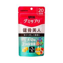 [UHA]구미 서플리 건골미인(믹스쥬스맛) 20일분