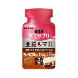 [UHA]구미 서플리 아연&마카(콜라맛) 30일분