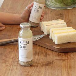 전통방식 그대로 만든 수제 식혜 시크혜오늘 245ml (20병)