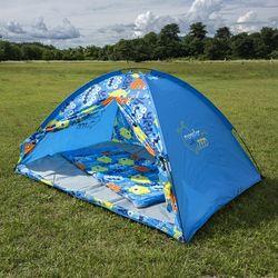 [ZED] 몬스터 콤보 어린이 텐트와 침낭세트