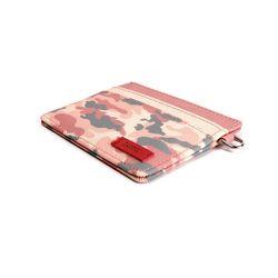 자누 카모 카드지갑 - 핑크