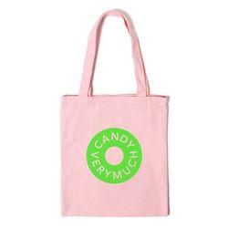 도넛 에코백 DONUT ECO BAG - pink
