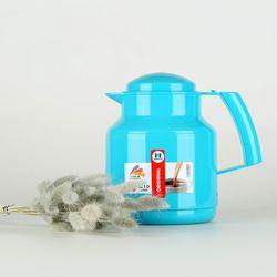 독일 마쿠텍 친환경 보온보냉주전자 - 모비클립 1L (피콕블루)