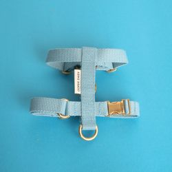 HARD HARNESS BABY BLUE (M SIZE)